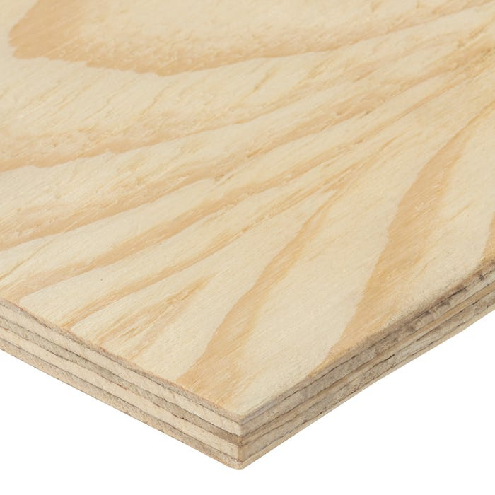Radiata Plywood 2 4 X 1 2 D G Untreated 12mm Pepper Building Supplies